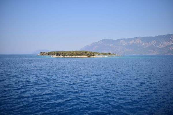 Aegean Sea, Turkey