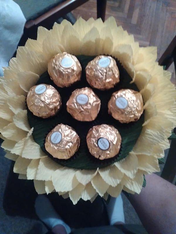 Cvet bombonjera