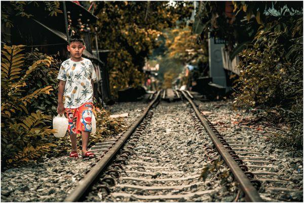 Life beside the rails