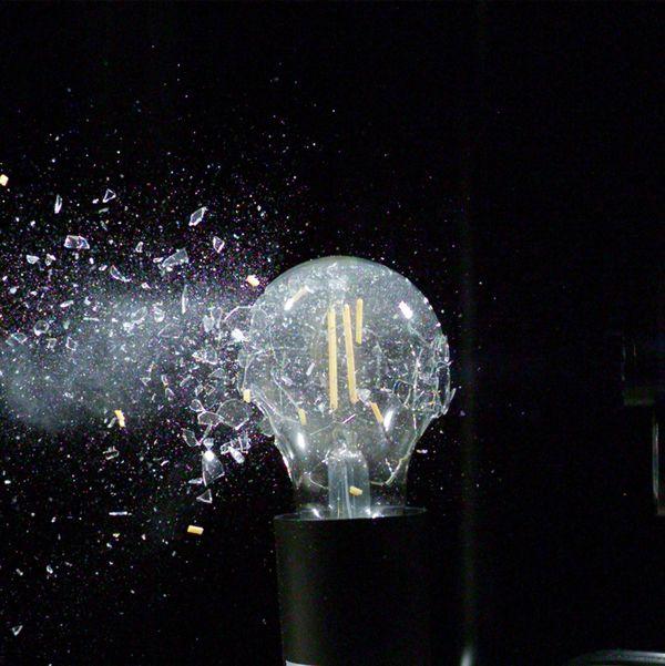 Lightbulb meet airgun