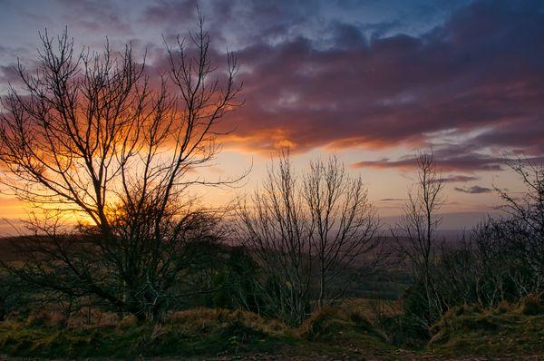 Leckhampton Sunset 3