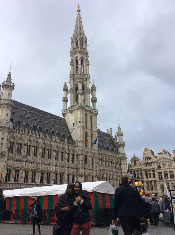 My journey in Europe