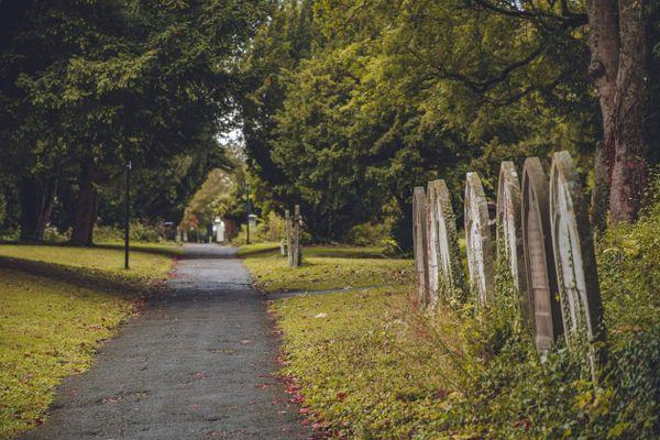 Holy Ghost Cemetery Walk