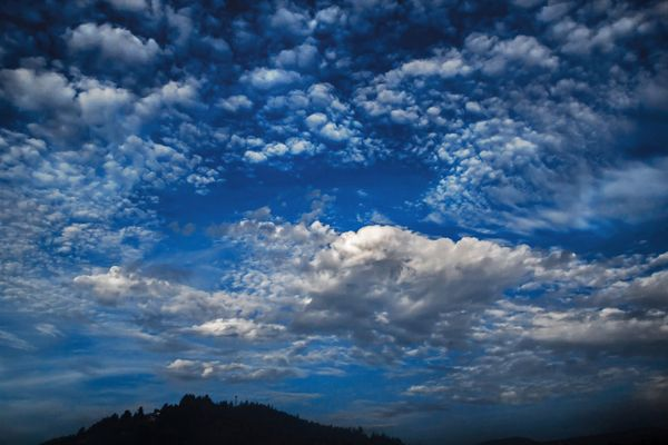 Cloudscape Art
