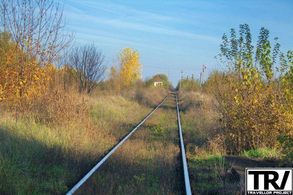 Timisoara - Jimbolia railway