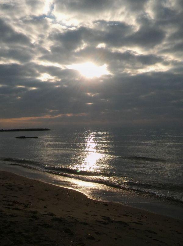 Beach - An Adriatic Morning