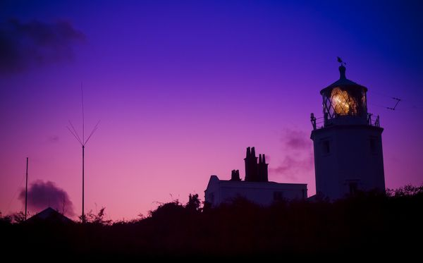 Lighthouse Dusk