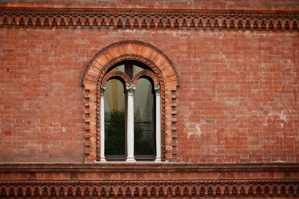 Arona, window