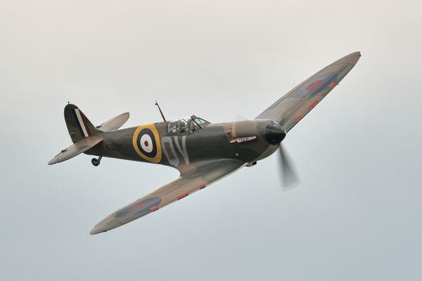 RAF Spitfire Mk1a