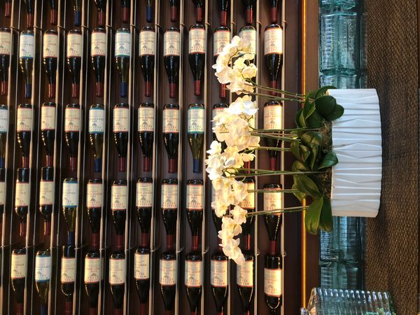 California Winery Wall