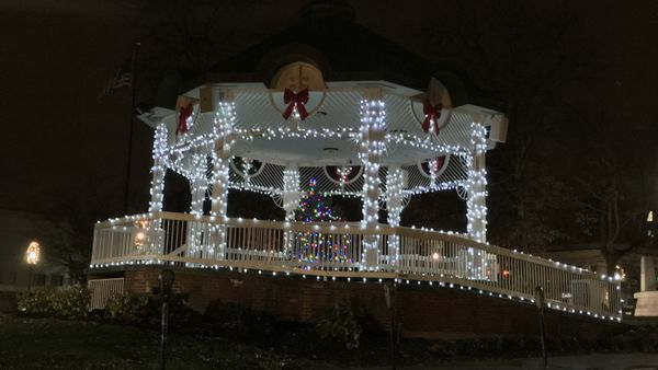 Christmastime in the Park