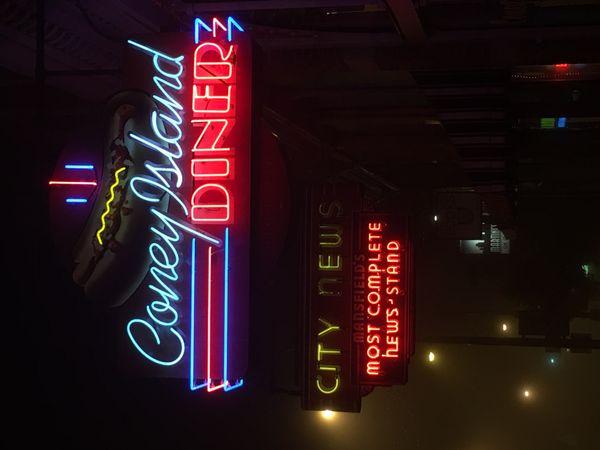 Neon Memories