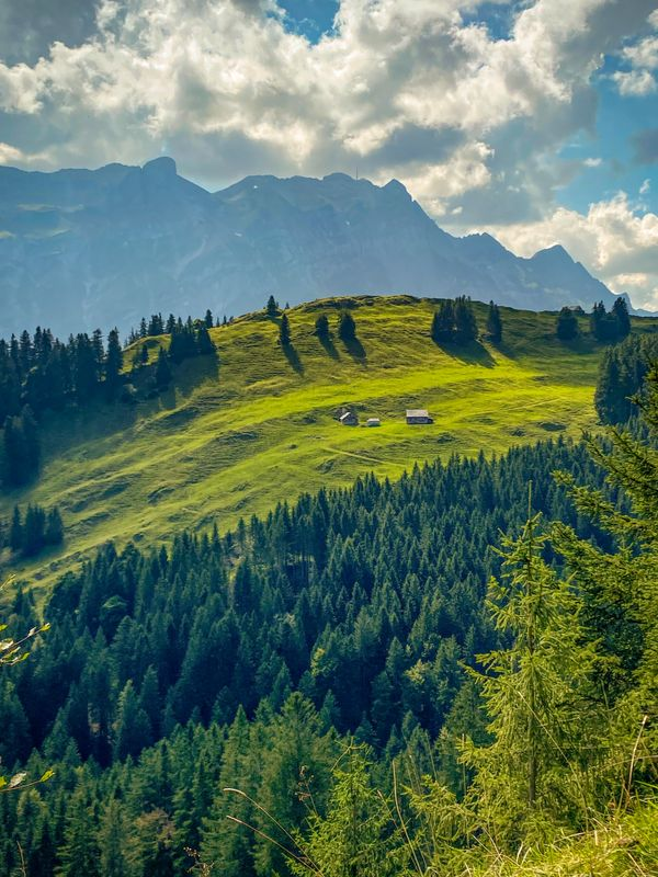 Another photo from Kronberg in Appenzell Switzerland