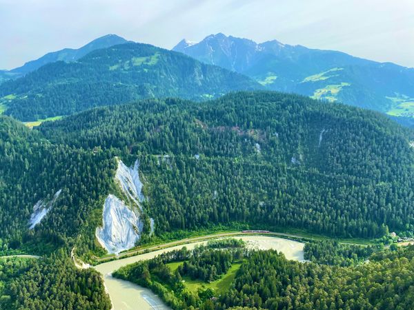 Switzerlands Grand Canyon 1