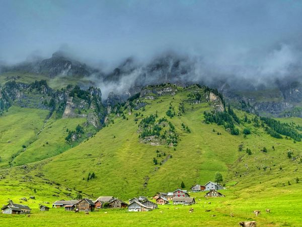 Urnerboden Switzerland
