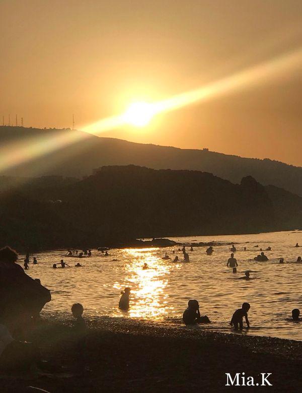 Sundown Dellys,Algeria