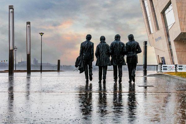 The Beatles, Walking In The Rain