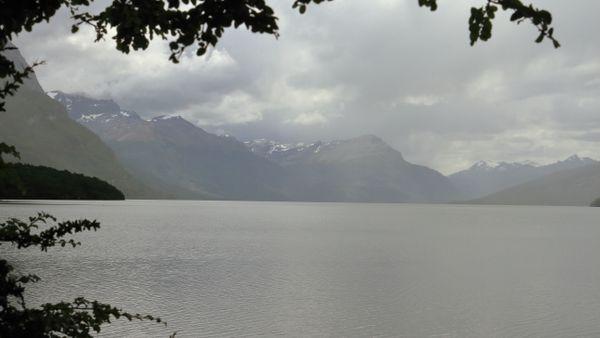 Mountains of Ushuaia Argentina 2