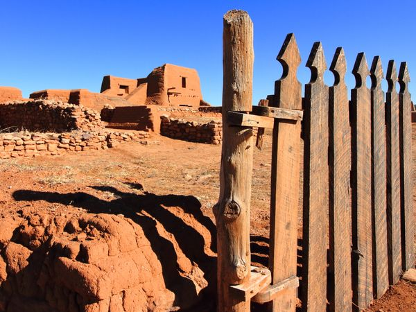Pecos Historic National Park USNPS NM