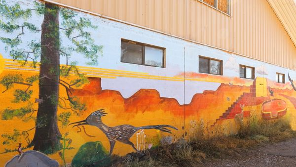 Pecos Mural #1 NM
