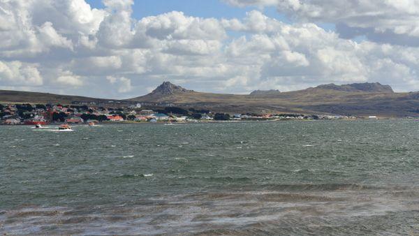 Port Stanley Faulkand Islands UK