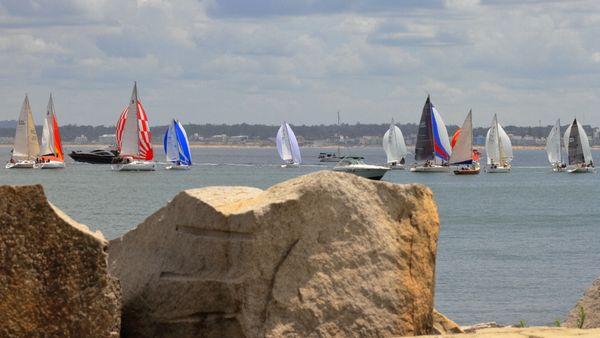 The Yacht Race, Punta del Este Uruguay