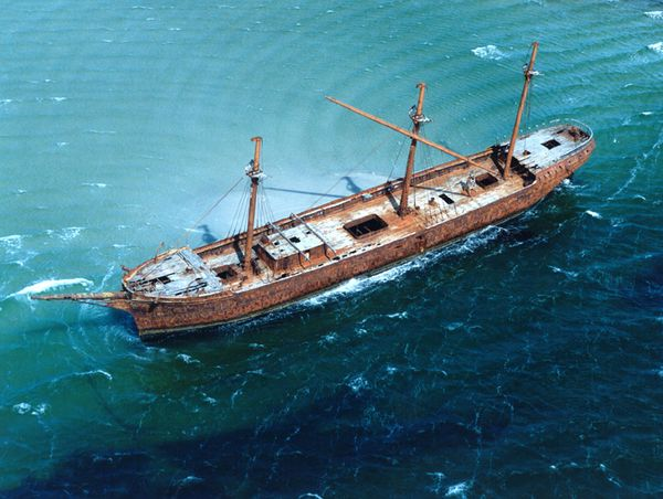 Lady Elizabeth From The Air