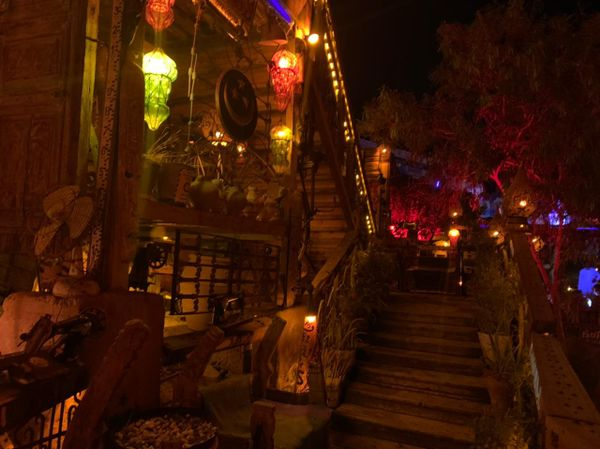 Sharm el sheikh , farsha cafe