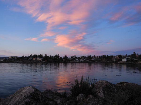 Saxe Point Sunset - 2