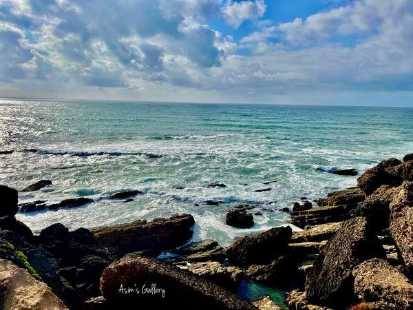 Atlantic Ocean view !