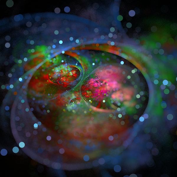 Random fractal #6