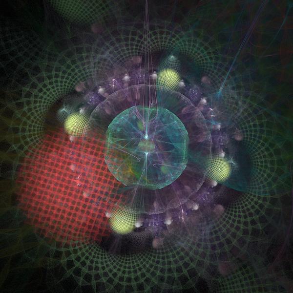 Random fractal #7