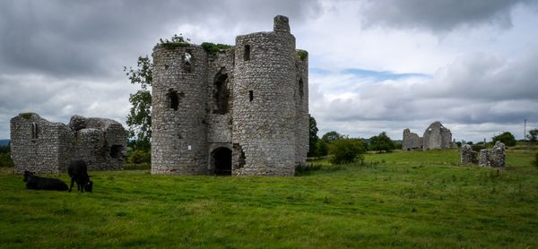 Ballyloughan castle