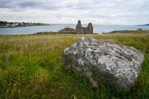 Dalkey stone church