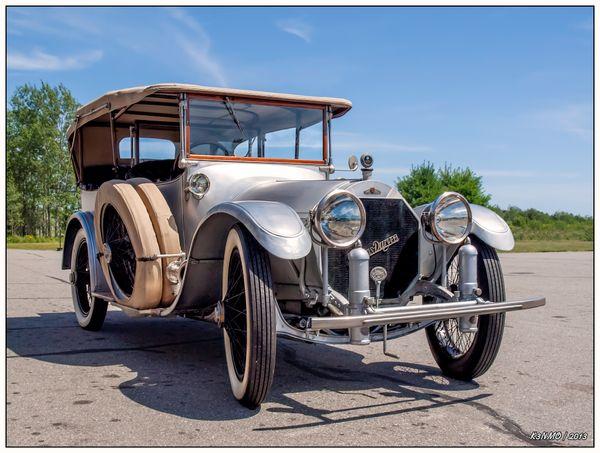 1913 Stevens-Duryea Tourer