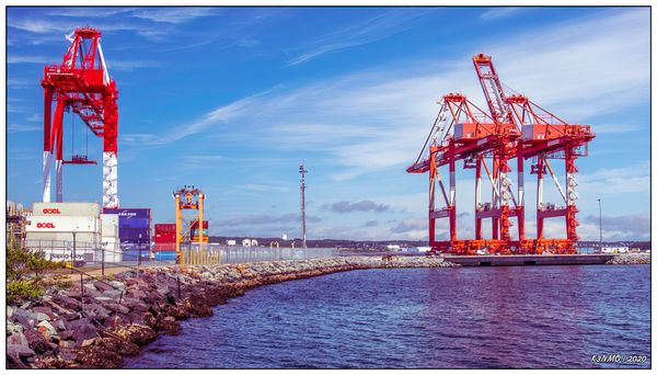Haltern Container Terminal