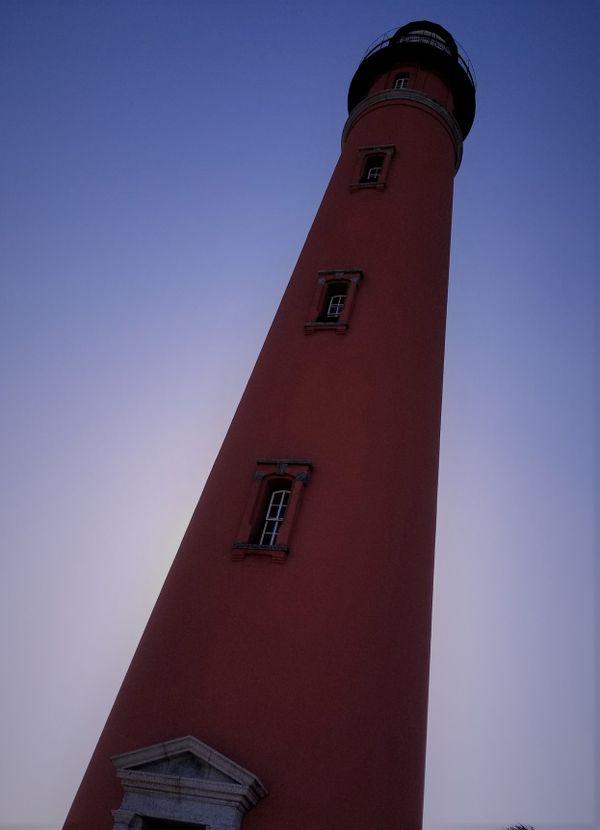Outside Ponce De Leon Inlet Lighthouse