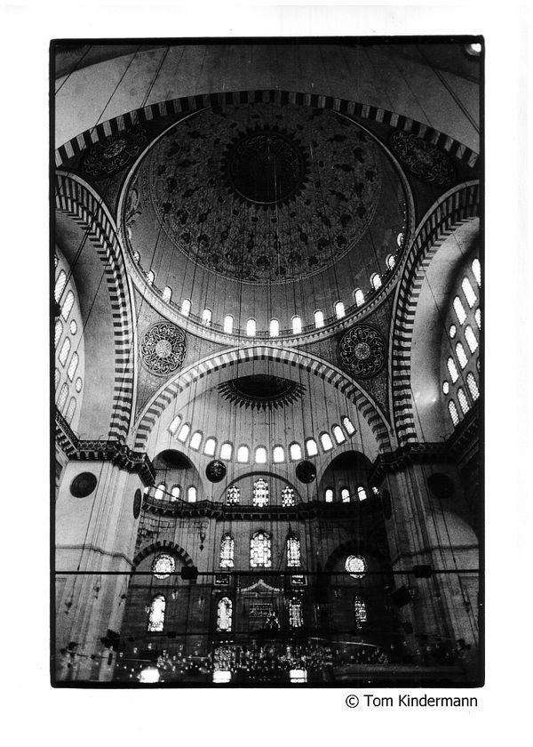 Istanbul - Süleymaniye Mosque
