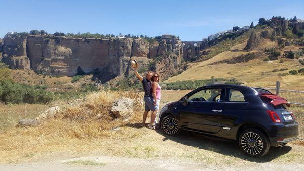Roadtrip in Andalusia, Spain