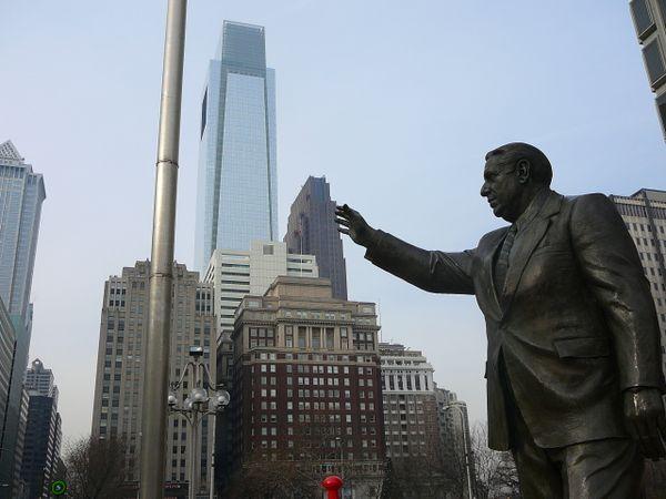 Philadelphia caressing