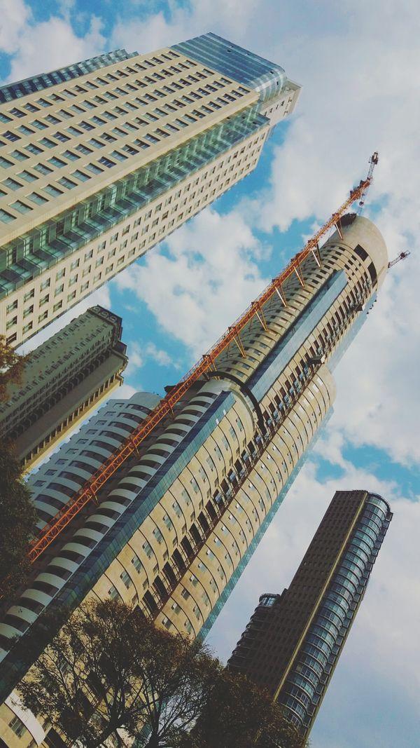 Torres - rascacielos - Buenos Aires