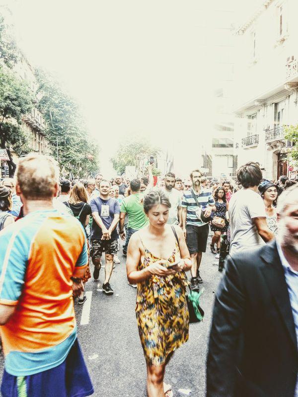 Gente de Buenos Aires