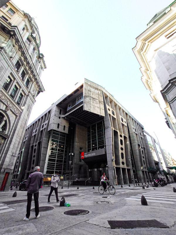 Centro financiero de Bs as