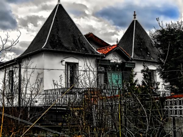 La villa des cerisiers