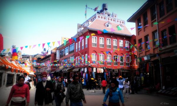 More colours of Nepal