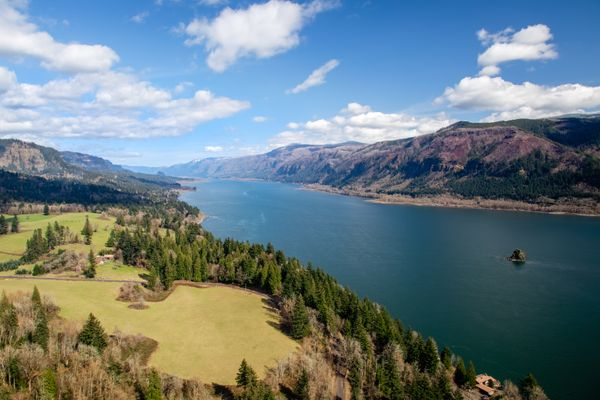 Cape Horn Lookout- Columbia River Gorge