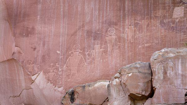 Aliens in Utahs Past??