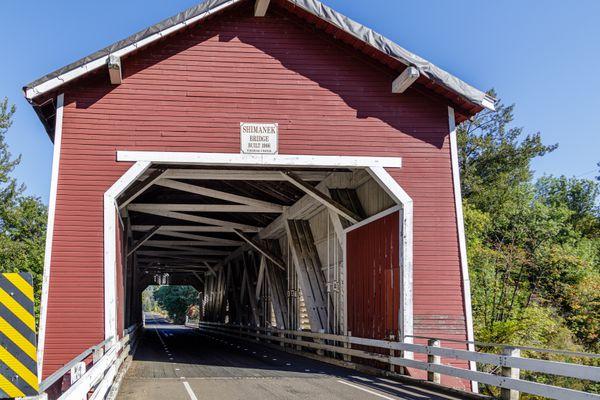 Shimanek Bridge - Version #2