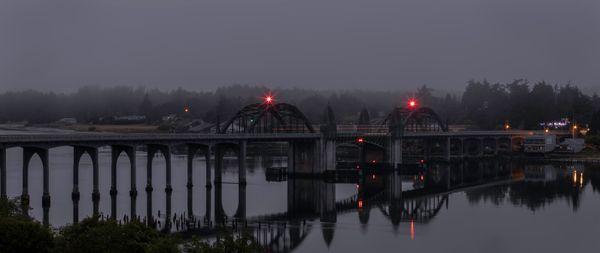 Siuslaw River Bridge Florence, Oregon