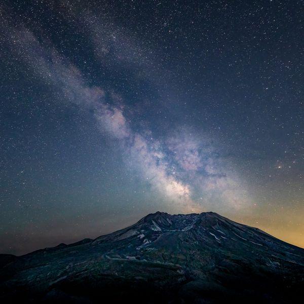 Milky Way Eruption - #2